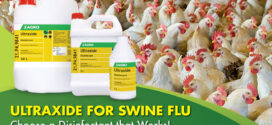 Strengthen Farm BiosecurityAction Plan with Ultraxide™ Disinfectant
