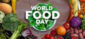 বিশ্ব খাদ্য দিবস-২০২০ : খাদ্য, পুষ্টি ও প্রবৃদ্ধি টেকসই হোক একসাথে