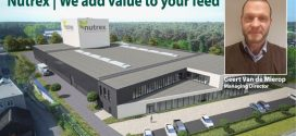 Nutrex | We add value to your feed : Geert Van de Mierop , Managing Director