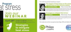Program on Heat stress: Phileo invited you the Webinar