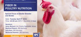 JRS invited you to join Web Seminar about Fiber in Poultry Nutrition