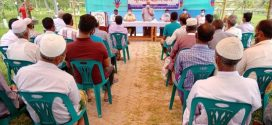বরিশালে ভাসমান কৃষির ওপর কৃষক প্রশিক্ষণ অনুষ্ঠিত
