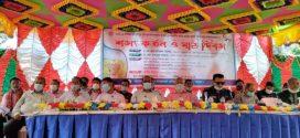চাটমোহরে সমলয়ে চাষাবাদকৃত বোরো ধান কর্তন উৎসব অনুষ্ঠিত