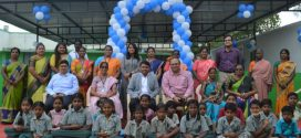 Novus CSR initiative: Making a better place for educational progression for poor children