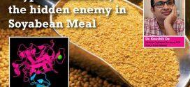 Trypsin Inhibitor, the hidden enemy in Soyabean Meal