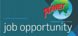 Job Opportunity at Planet Pharma Ltd.