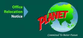 Planet Group Office Relocation Notice