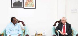 রাশিয়ার বাজারে সরাসরি পণ্য রপ্তানিতে সহযোগিতা চাইলেন বাণিজ্যমন্ত্রী